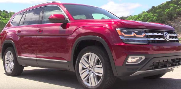 Why Is 2018 Volkswagen Atlas Considered A Top Contender In