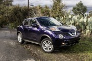 The 2015 Nissan Juke receives minor updates as it prepares for mid-life.