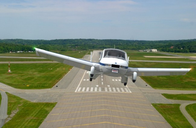 "Terrafugia Transition Flying Car"""