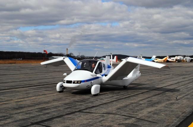 "Terrafugia Transition®, ""Flying Car"""
