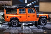 2015 Land Rover Defender 110