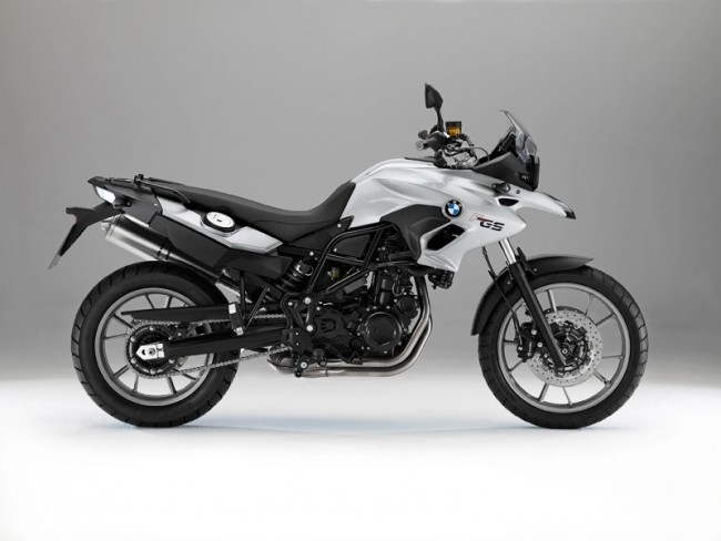 BMW Motorcycle Unveils F 700 GS and F 800 GS