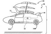 Toyota's 'Aerocar' Patent Application