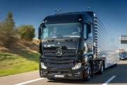 Actros Self-Driving Truck