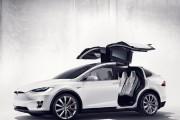 Tesla Model X SUV