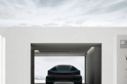 Faraday Future Electric Car Concept
