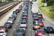 U.S. Skies and Roads Busy Ahead Of Memorial Day Weekend