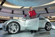 Michigan Governor Visits International Auto Show