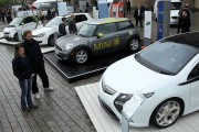 German Summit On Electric Mobility