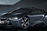 BMW i8 Protonic Dark Silver Edition 2016