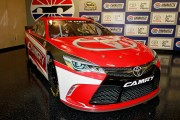 Toyota Camry At NASCAR