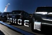 Chevy Tahoe and Chevy Suburban Gets Midnight Edition
