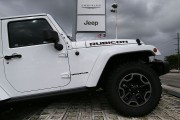 Jeep Wrangler at Hollywood