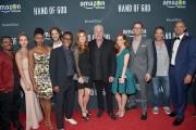 Amazon Premiere Screening For Original Drama Series 'Hand Of God'