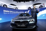 BMW 5 Series Will be A Tesla Model S Wannabe?