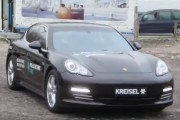 Panamera from Kreisel Electric