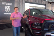 Meet the 575 HP Supercharged Raptor-Fighting Ram Rebel TRX Concept Truck