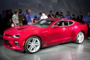 Chevrolet Reveals Its New 2016 Camaro