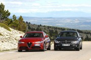 2016 BMW 3 Series vs 2016 Alfa Romeo Giulia