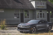 2017 Chevrolet Camaro RS 50th Anniversary Edition