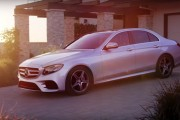 2017 Mercedes-Benz E-Class Sedan Walk Around