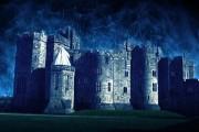 Alnwick Castle, Castle, Alnwick, NorthumberlandAlnwick Castle Castle Alnwick Northumberland Public Domain
