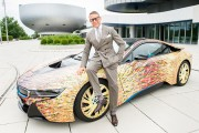 BMW Presents i8 Futurism Edition In Munich