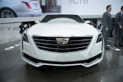 2017 Cadillac CT6 Plug-In Hybrid To Offer Electric-Only Driving Coupled With Solid Performance