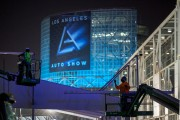 L.A. Auto Show Showcases Latest Car Models