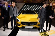 Mercedes-Benz Press Vernissage - Mercedes-Benz Fashion Week Berlin Autumn/Winter 2015/16