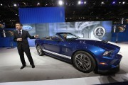 Ford Mustang Shelby GT50 Convertible