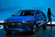 Latest Car Models Showcased At New York Auto Show