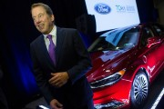 Ford Chairman Bill Ford Addresses Economic Club Of Washington DC
