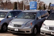 Honda Recalls Over 400,000 Vehicles For 'Soft' Brake Pedals