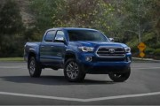 Toyota Tacoma 2017 Review: Rugged and Dependable Mid-size Pickup