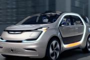 Chrysler Portal Concept: All-Electric Minivan Preparatory to Full Autonomous Driving