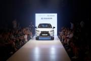 3D Fashion Presented By Lexus Show - Platform Fashion July 2016