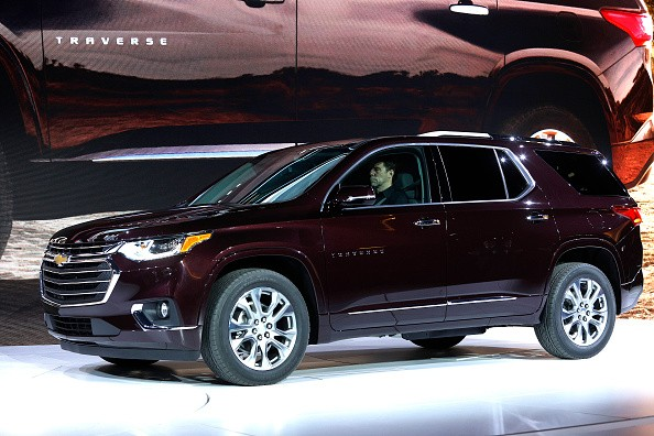 North American International Auto Show Features Latest Car Models