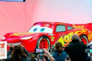 Real Lightning McQueen in Detroit at NAIAS 2017 All new Cars  All new Cars