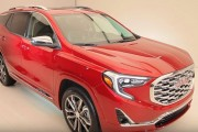 2018 GMC Terrain video preview
