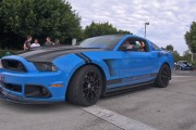 Ford Mustang Shelby GT500 SVT - Sound!
