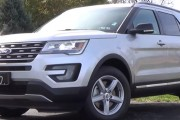 Ford Explorer 2017 Review: Big and Bold!