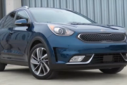 Kia Niro: Best Value For A Crossover Hybrid Car
