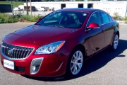 2017 Buick Regal GS 2.0T Start Up, Test Drive, Complete Tour, and Review