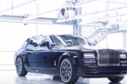 Last Rolls-Royce Phantom VII Produced as one-off special