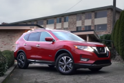 2017 Nissan Rogue Hybrid Car Review