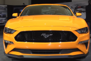 The 2018 Ford Mustang
