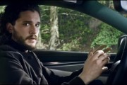 Games of Thrones x Infiniti Q60: Kit Harington Recites Poetry While Driving The Car In The North [VIDEO]