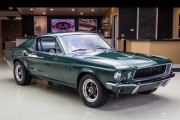 Original Steve McQueen Mustang in 'Bullitt' Already Found, Restored and Ready for Auction!