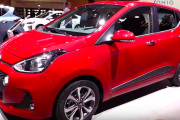 2017 Hyundai i10 - Exterior and Interior Walkaround - 2016 Paris Motor Show